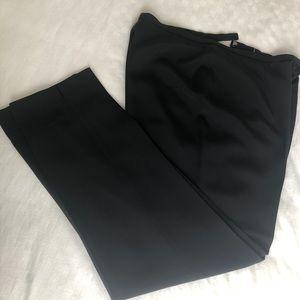 Dana Buchman Silk Slim Dress Pants